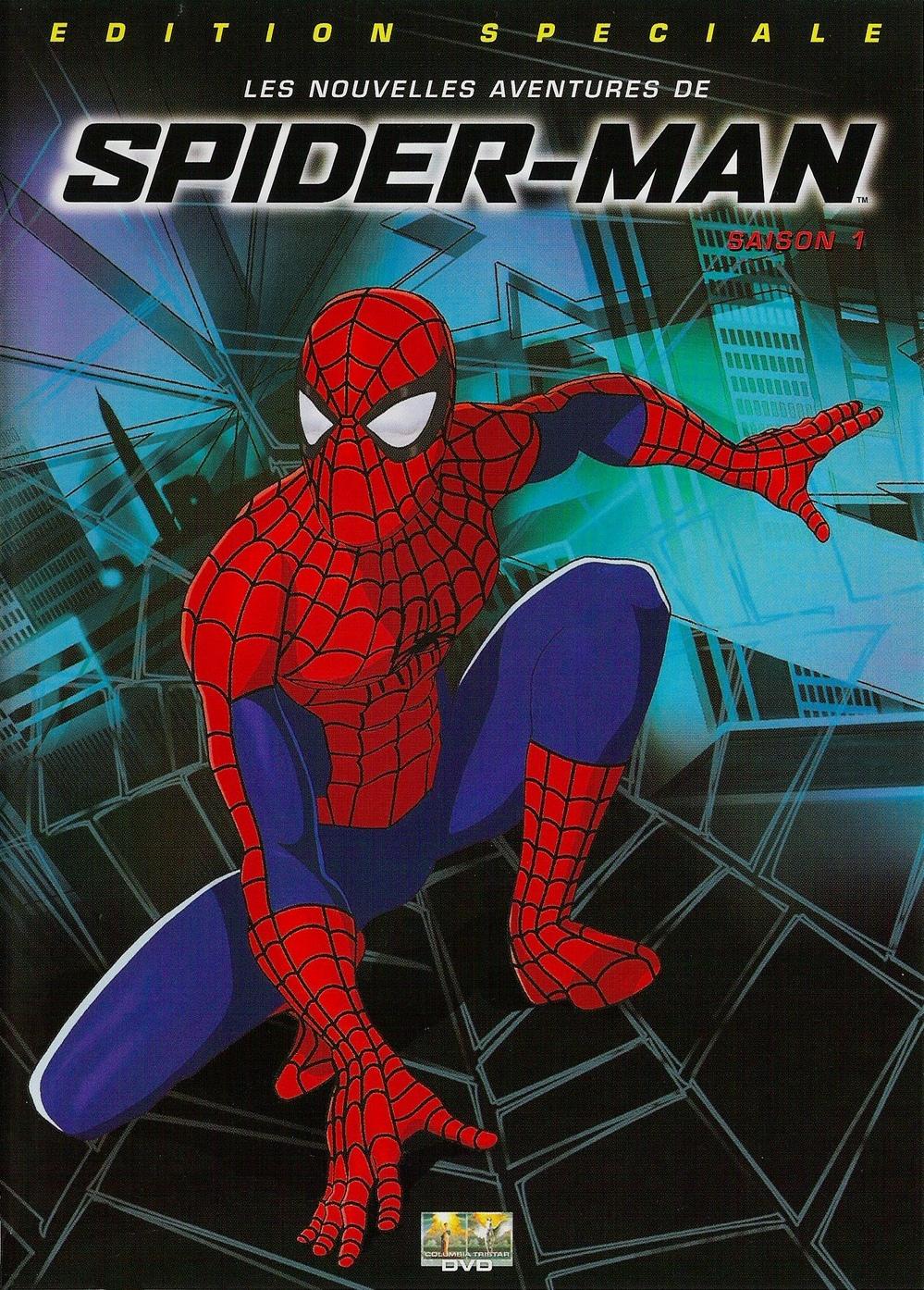 Человек паук мультик 7 фотография