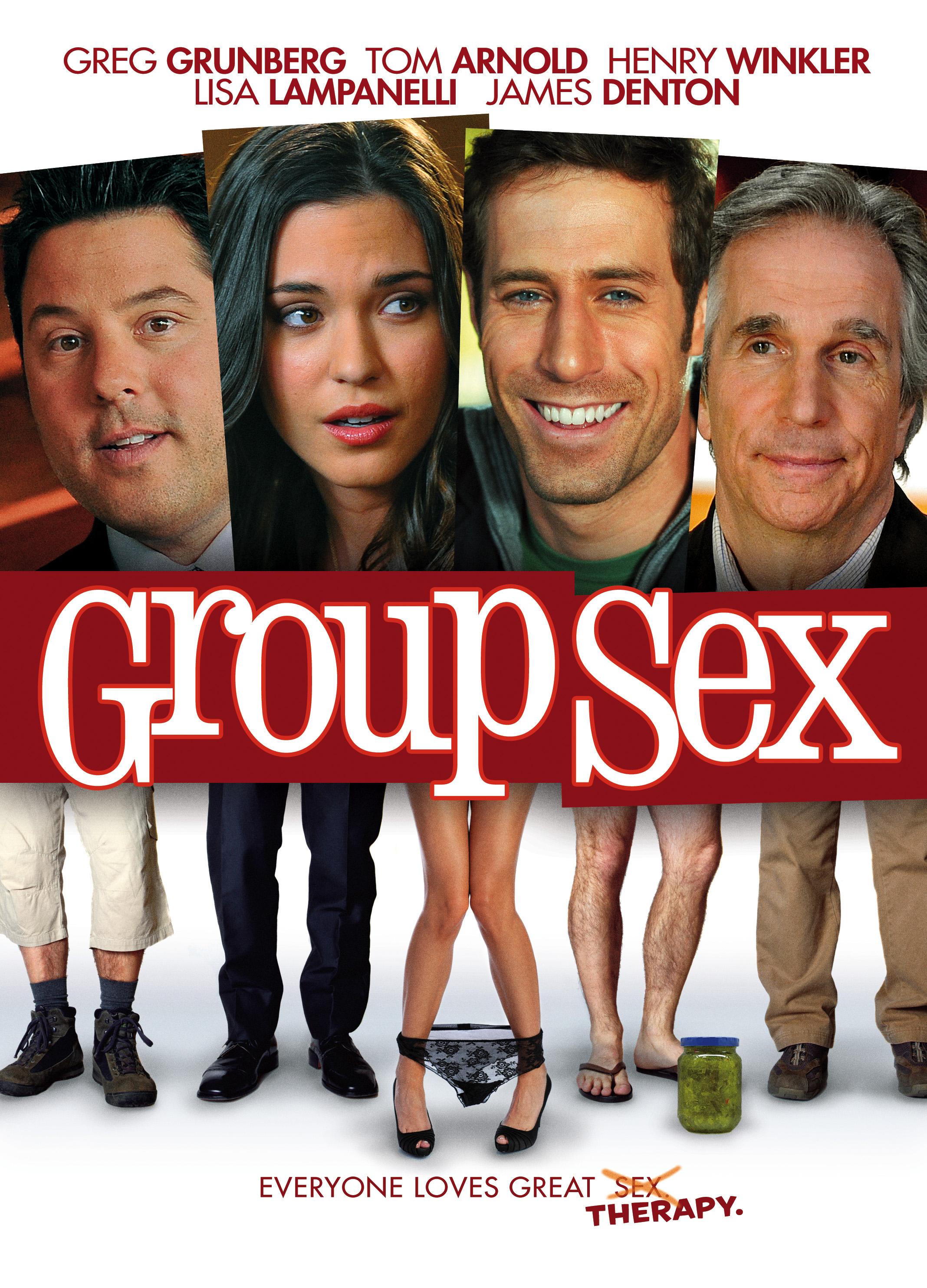 Групповуха / Group Sex смотреть онлайн.