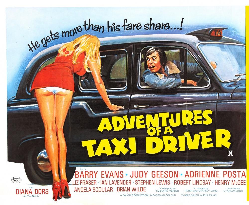 Таксист трахает девочек 3 фотография