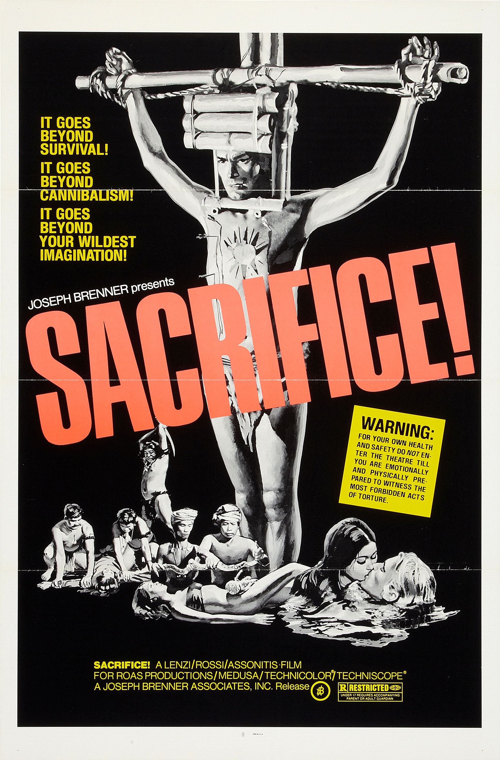 Movie poster #0 of 'Sacrifice!