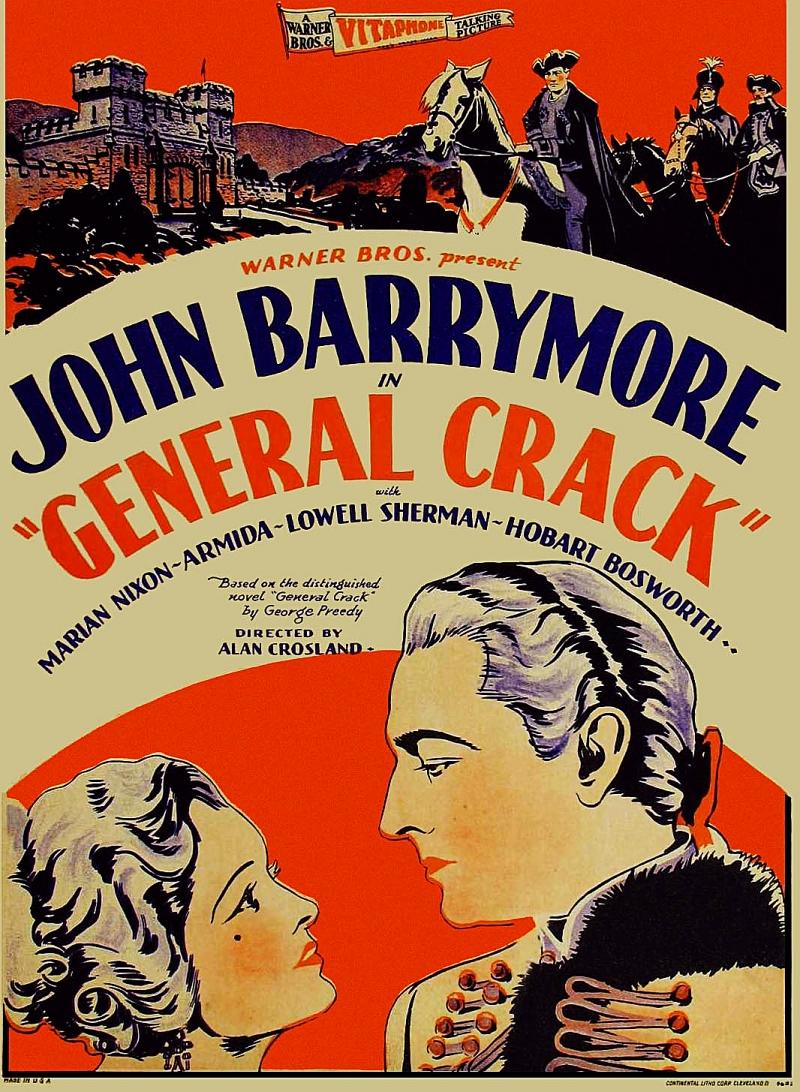 General Crack Poster.