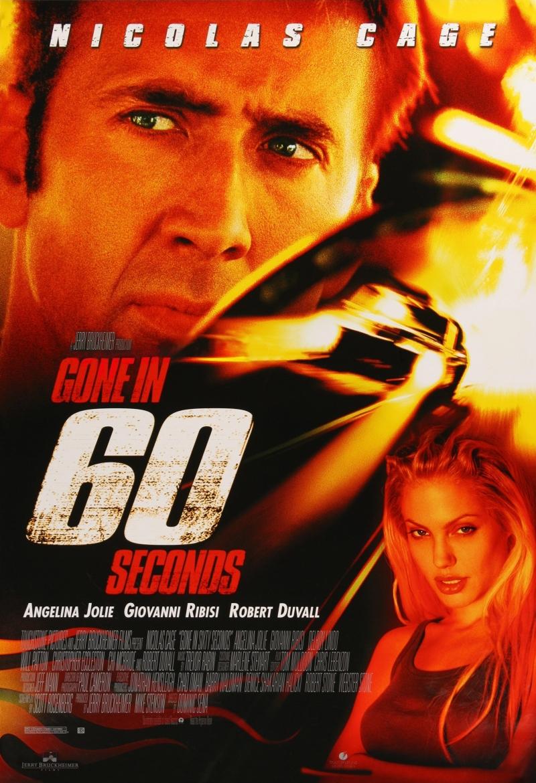 Угнать за 60 секунд - смотреть онлайн