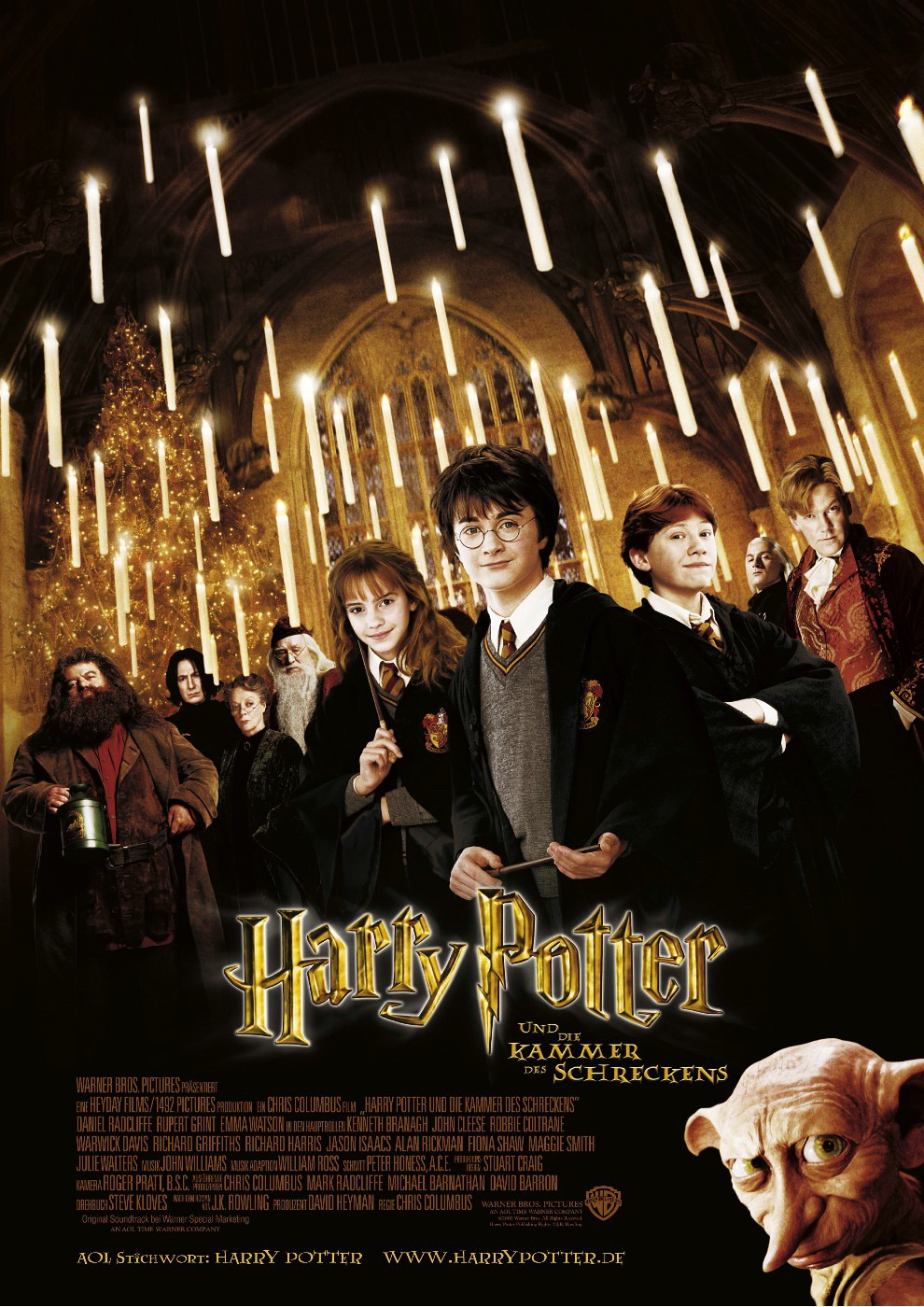 Гарри Поттер и Тайная комната (2 2) смотреть онлайн
