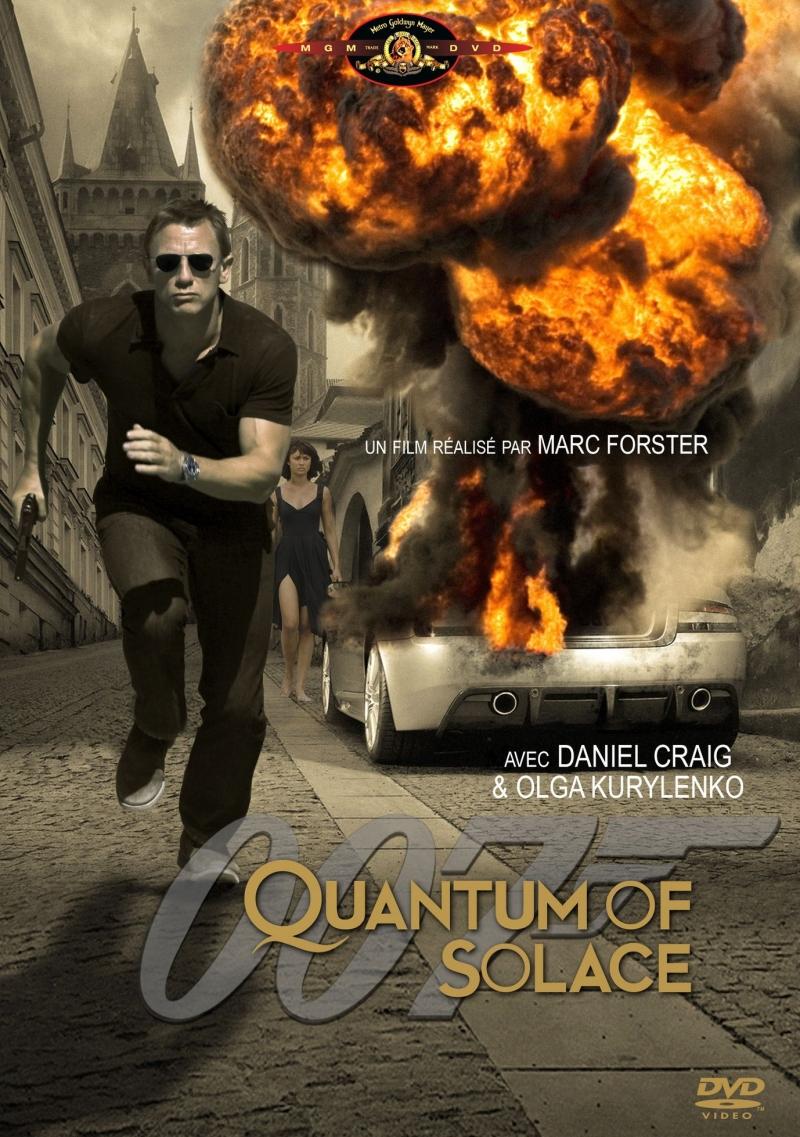 ������ ���� 007: ����� ���������� / James Bond 007: Quantum of Solace [2008] DVDRip