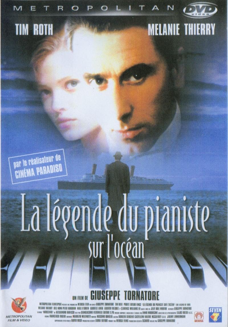 Постеры: Легенда о пианисте