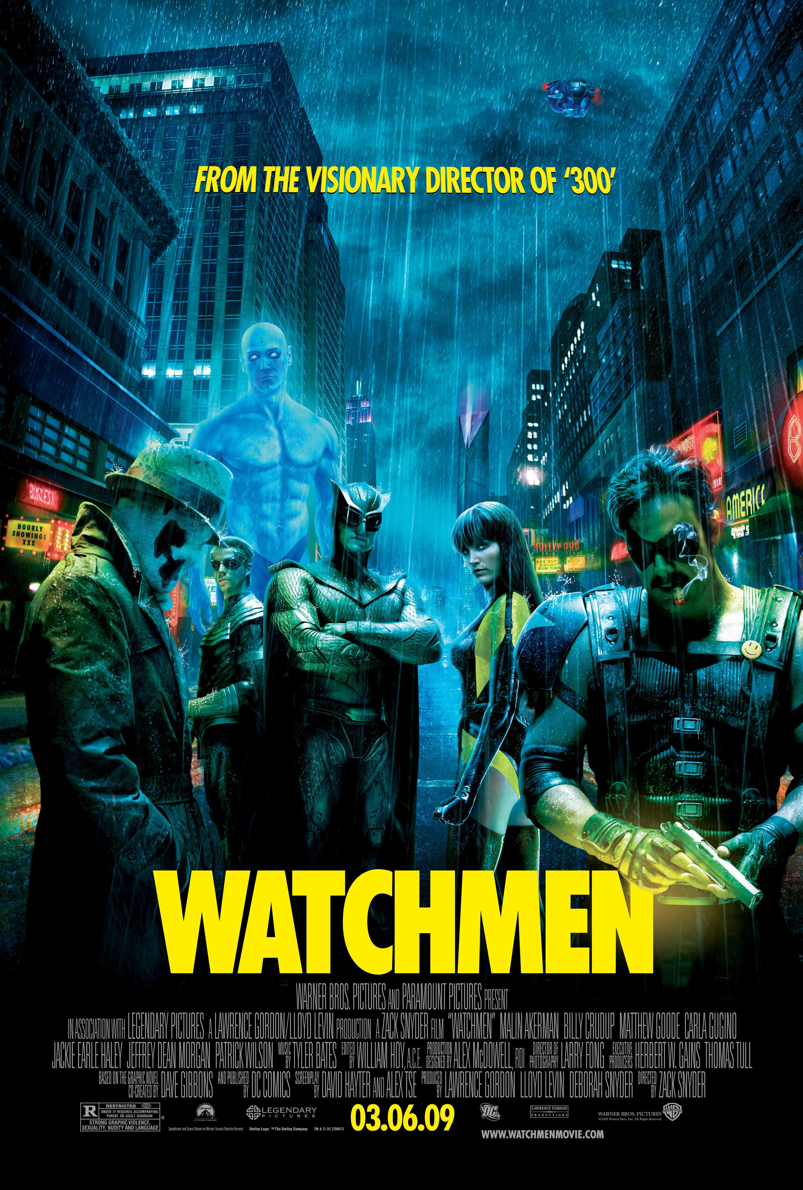 Download De Filmes Watchmen Dublado 1973