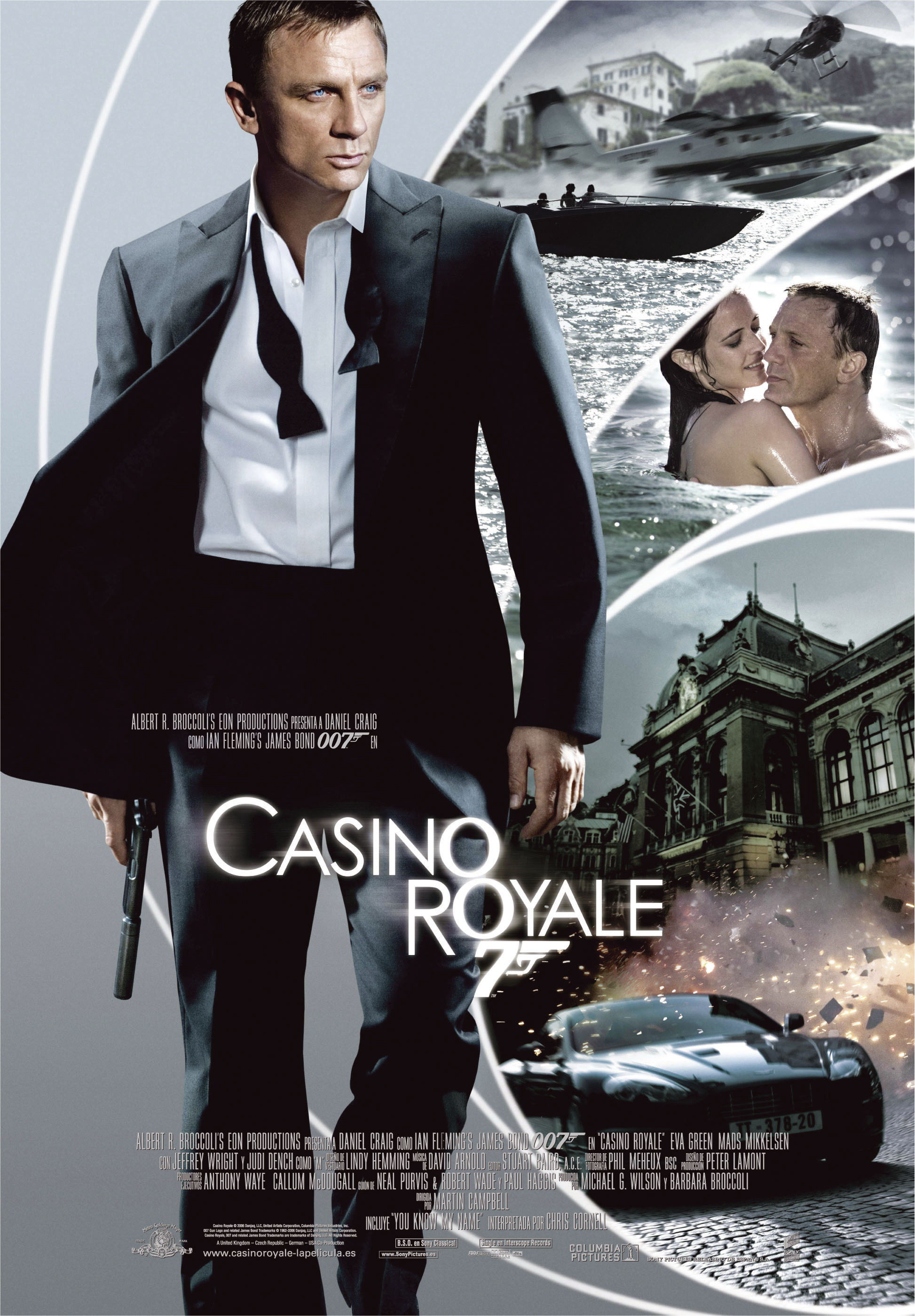 james bond filme casino royal