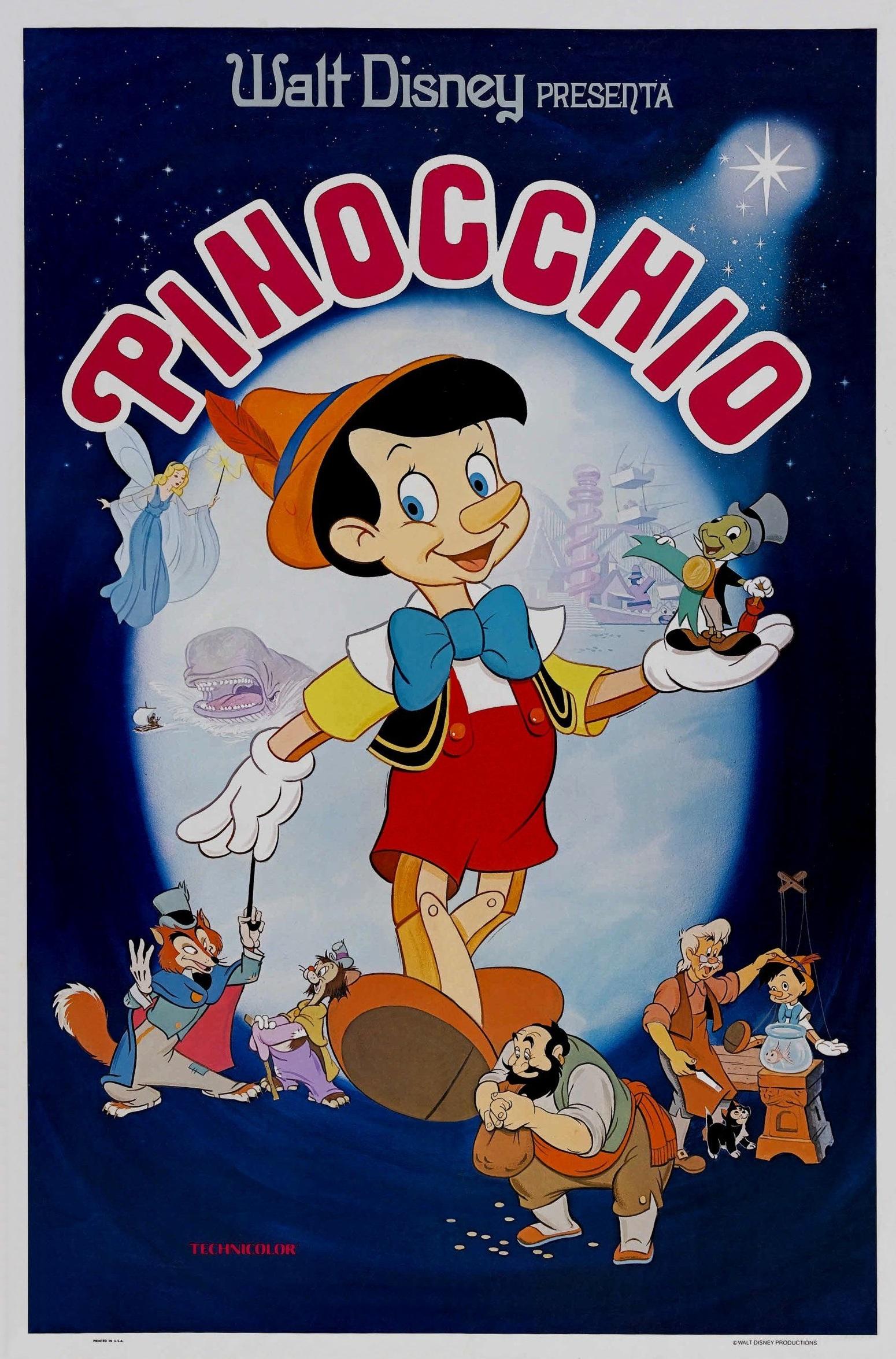 Смотреть мультик бесплатно пиноккио 6 фотография