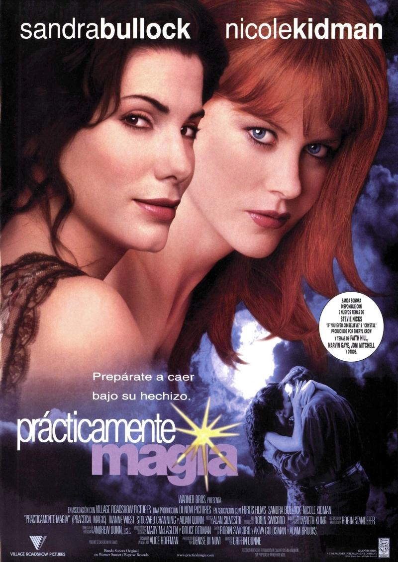 Фильм онлайн Практическая магия (1998) .