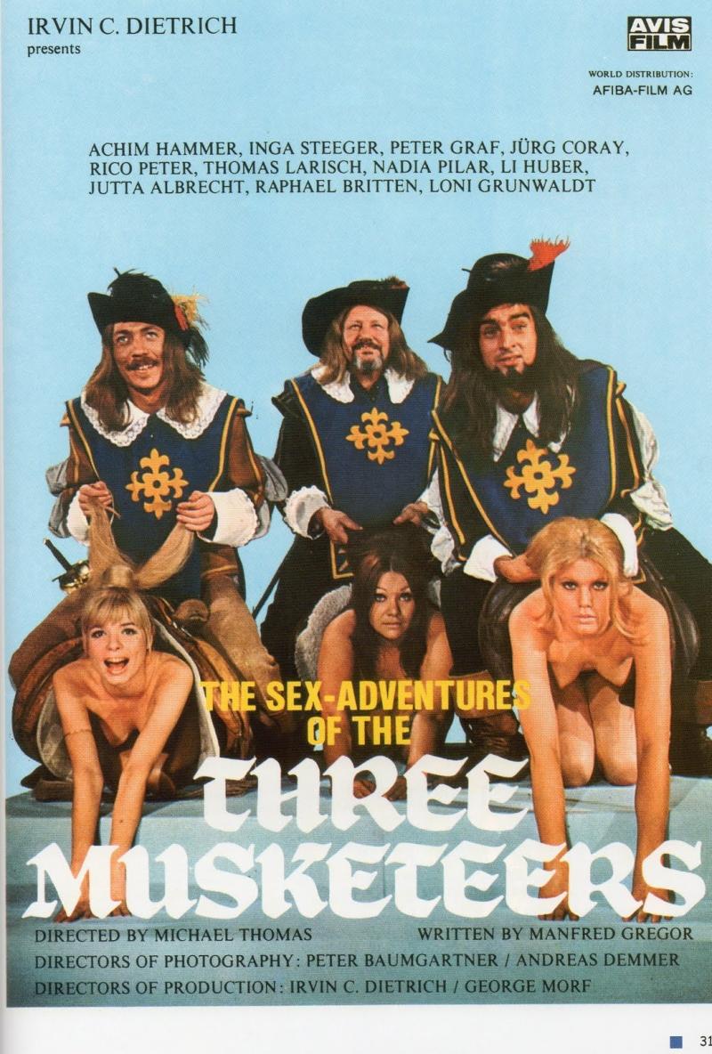 Три мушкетера порно бесплатно 9 фотография