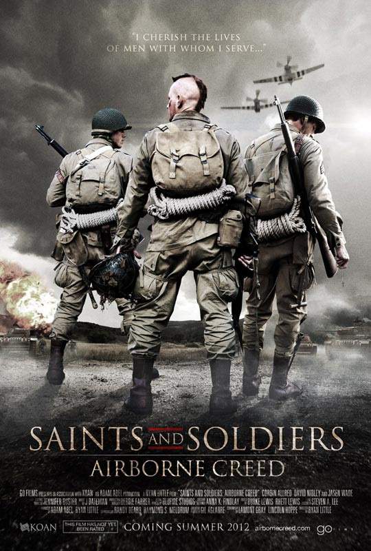 ��� ���� ��������� 2 / Saints and Soldiers: Airborne Creed [2012] HDRip | L1