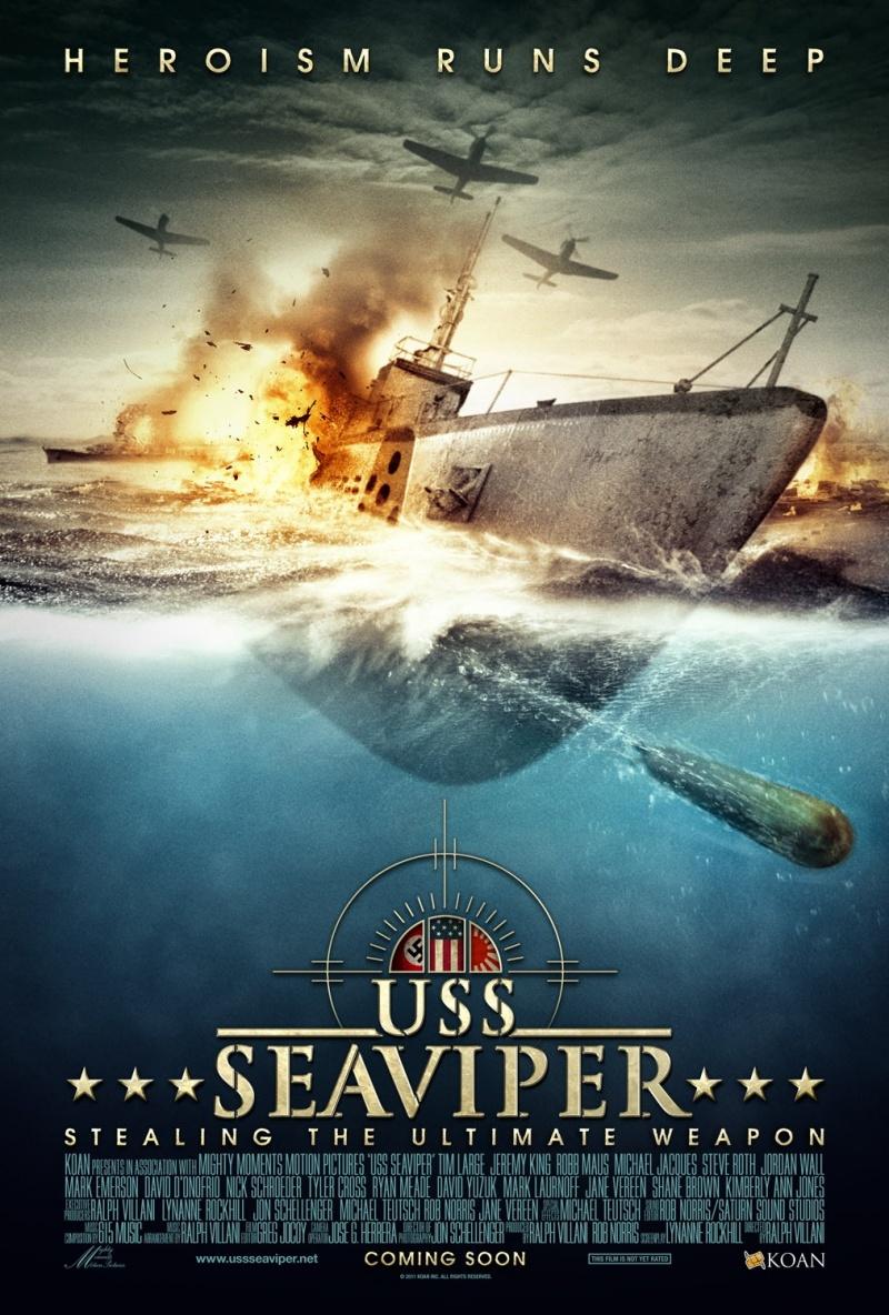 Военный корабль США – Морская гадюка - смотреть онлайн