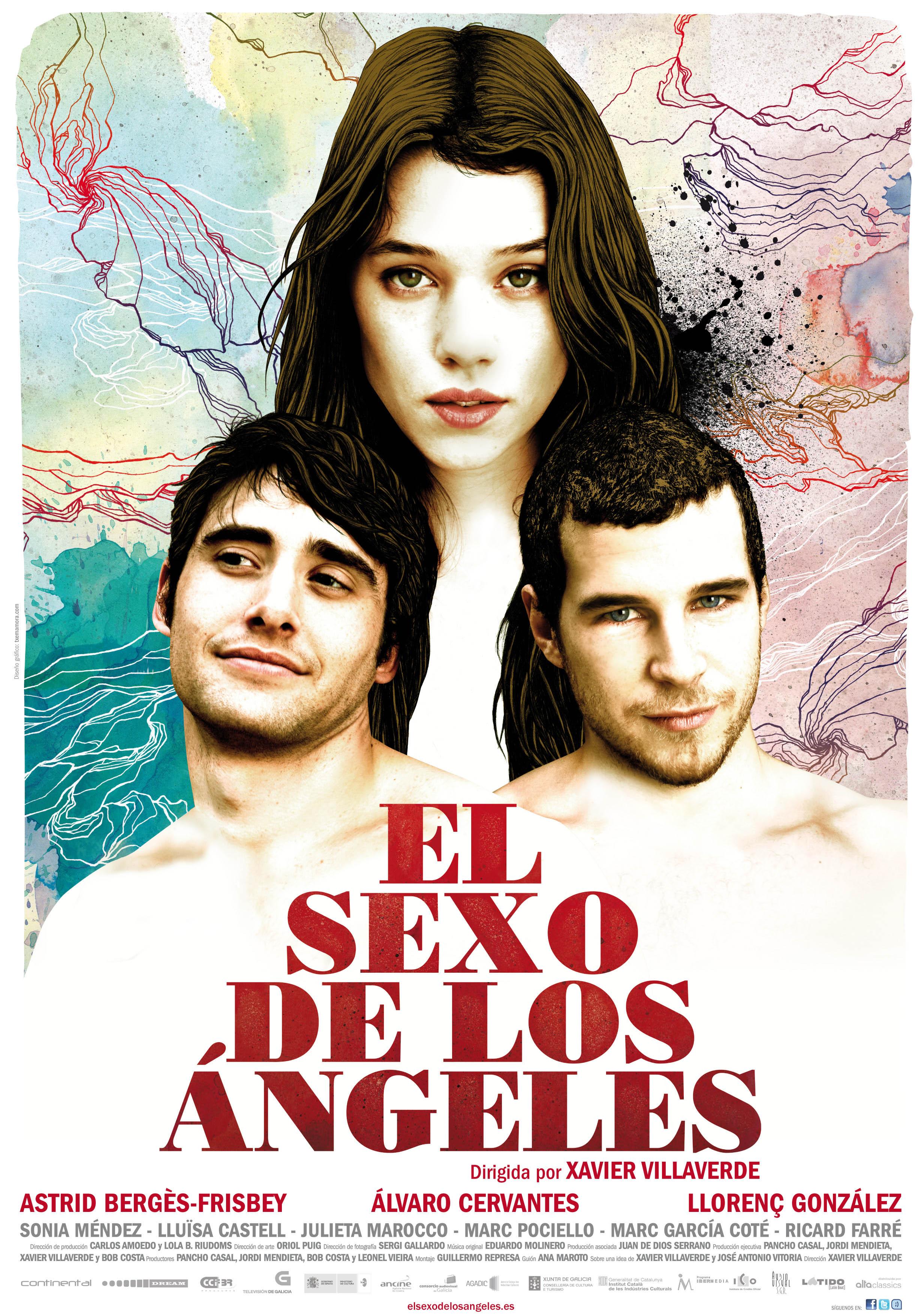 Секс ангелов / El sexo de los angeles 2012 DVDRip.