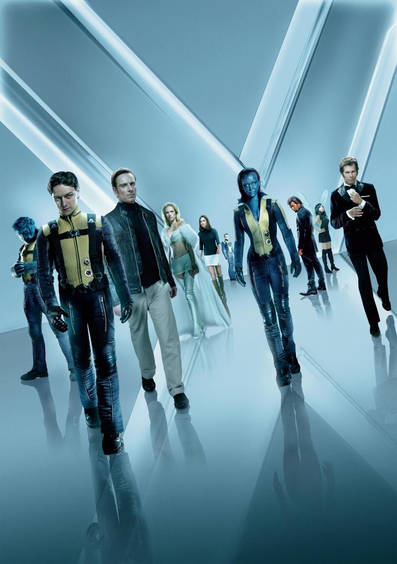 Люди Икс: Первый класс - смотреть онлайн