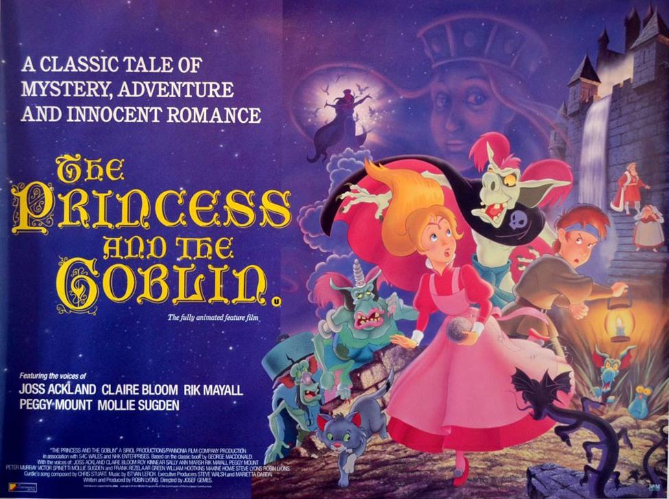 Принцесса и гоблин the princess and the goblin