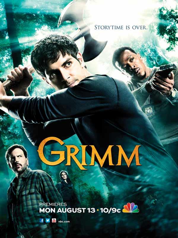 Гримм (4 сезона 1-88 серии из 88) Добавлена 22 серия 4 сезона (2011-2014)