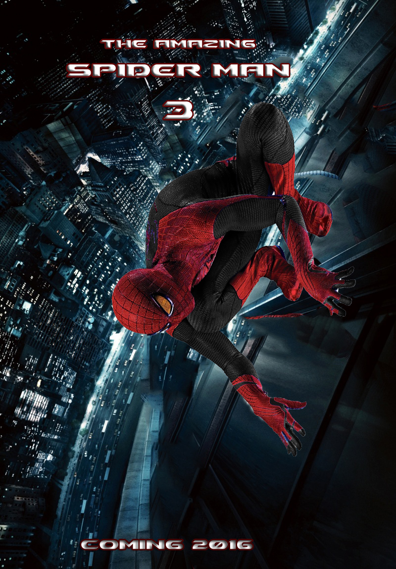 Выход фильма новый человек паук 3