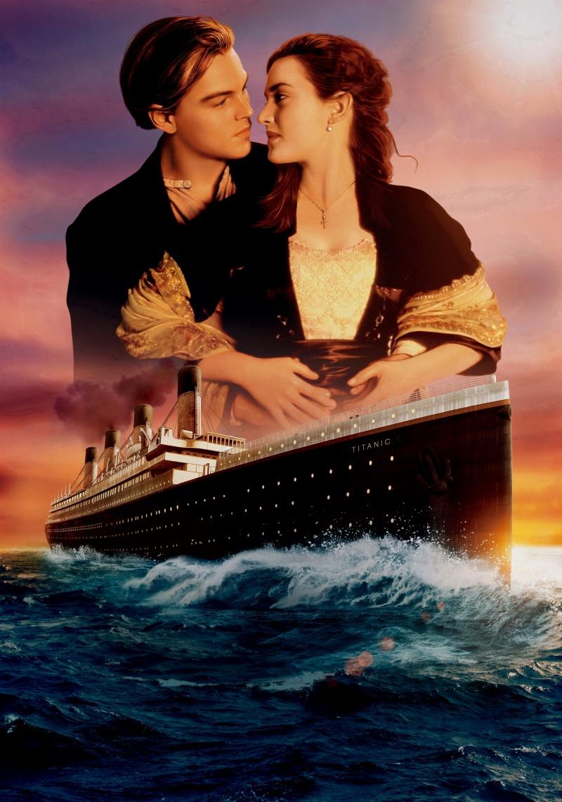 Титаник - смотреть онлайн