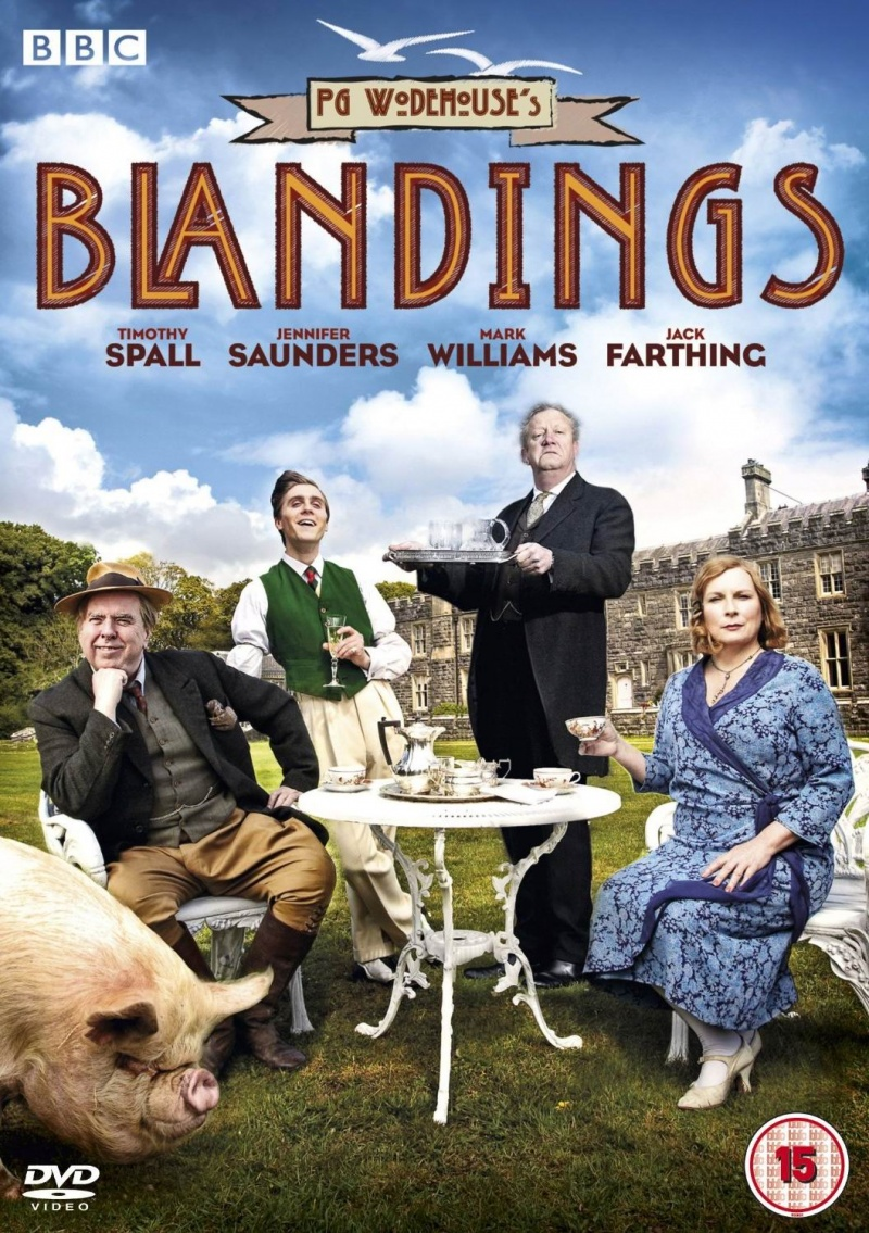Замок Бландингс / Blandings (2013) watch online