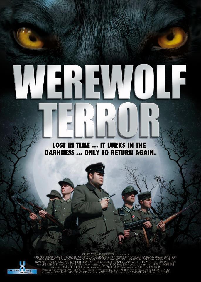 Привет постер фильмa железный волк