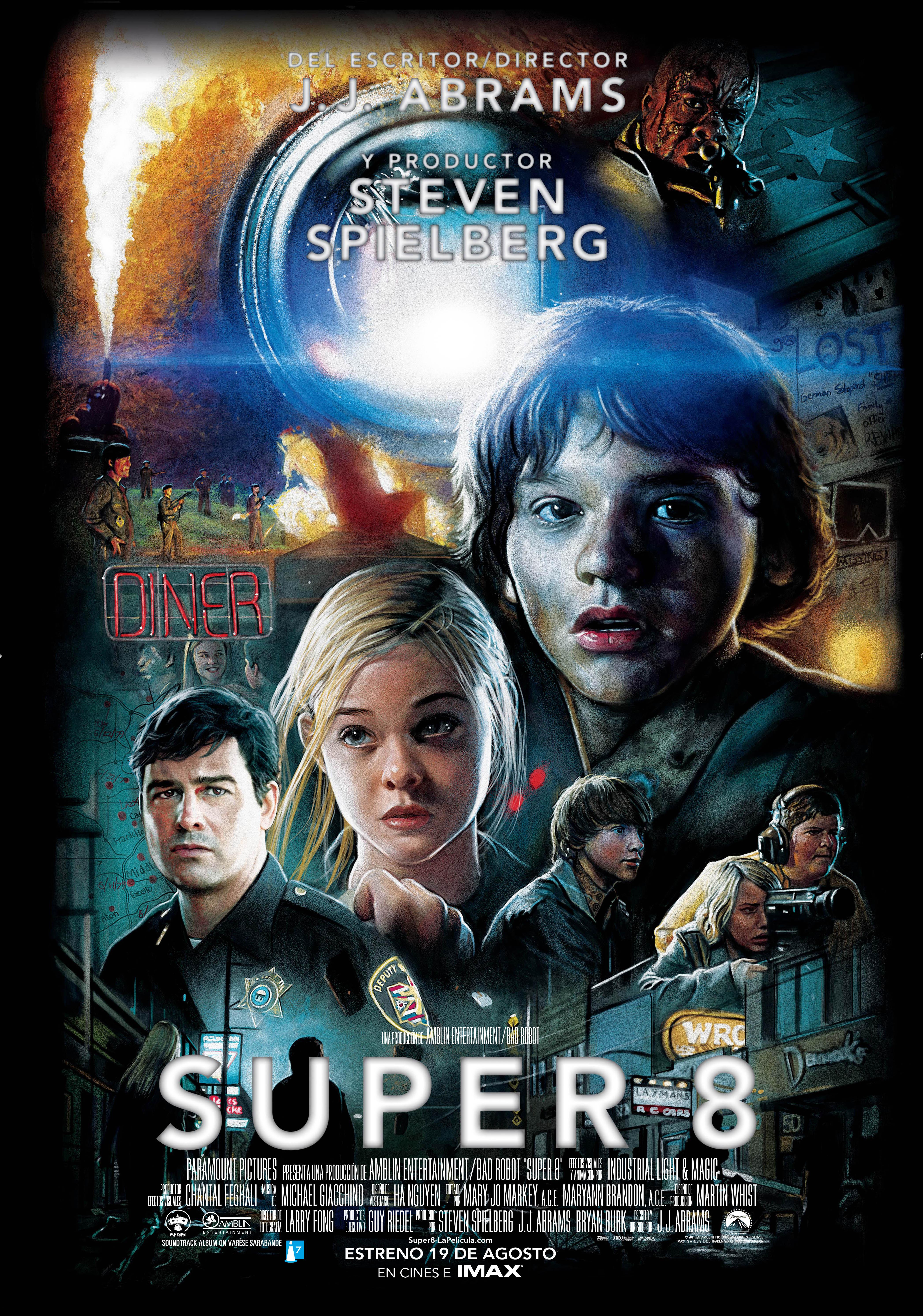 смотреть фильмы супер 8: