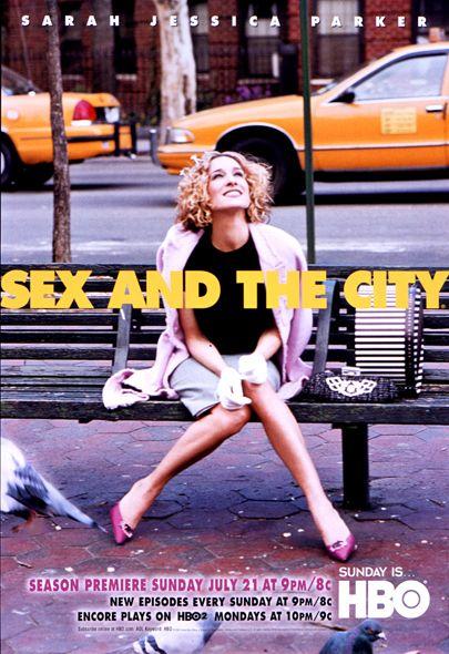 Sex in the city schedule