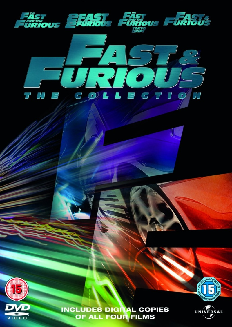 ������ / The Fast and the Furious [2001] BDRip 720p