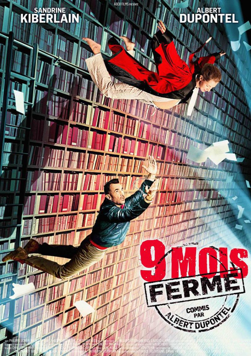 9 месяцев строгого режима 2013  фильм