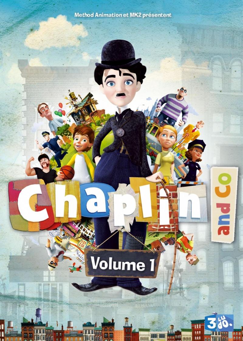 Чаплин смотреть онлайн 2 фотография