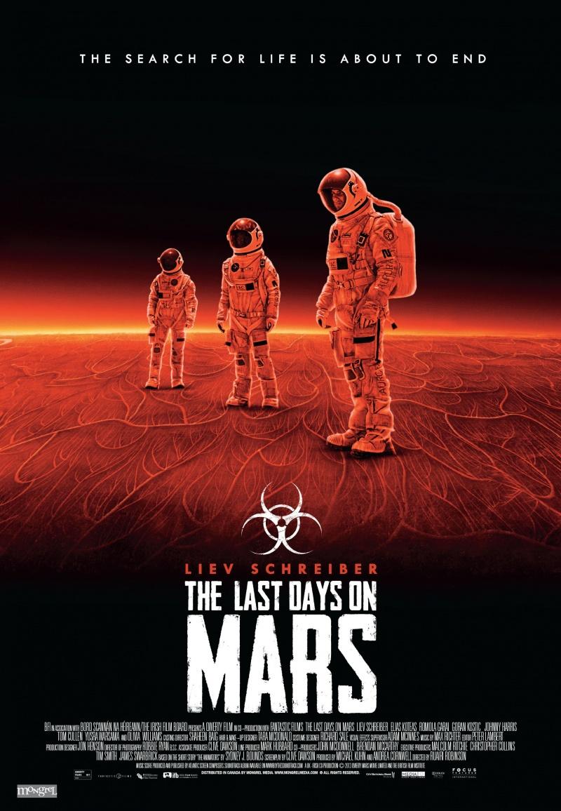 Последние дни на Марсе (2014)