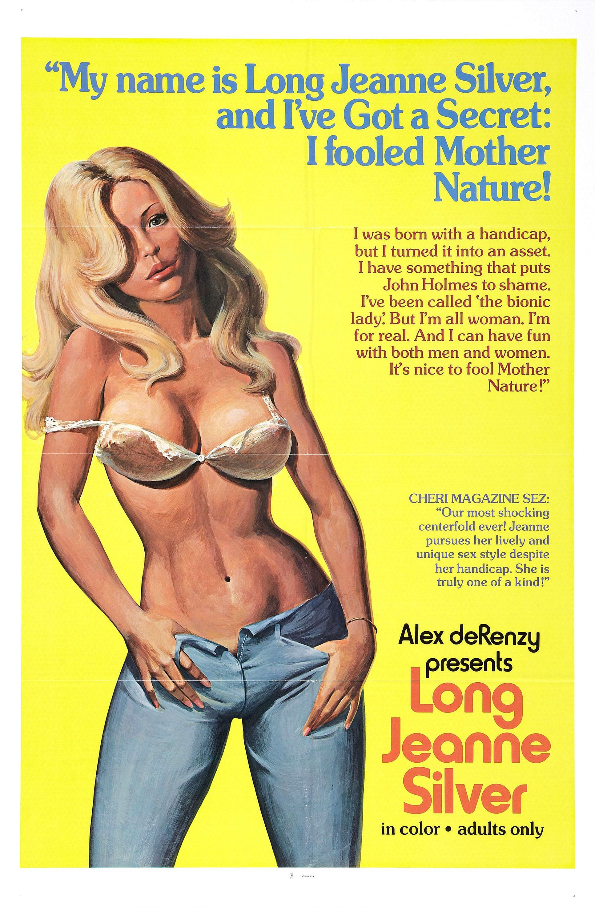 Смотреть высокая джин сильвер порно