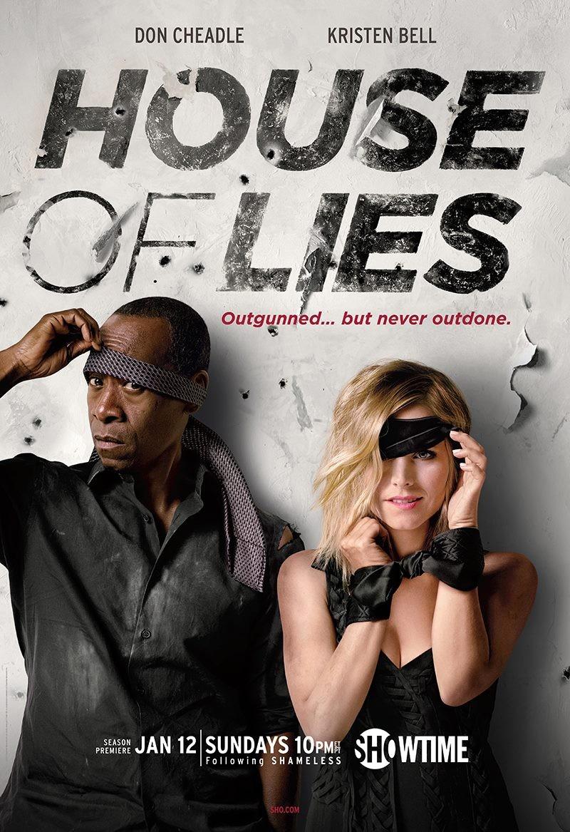 Обитель лжи (4 сезона 48 серий из 48) (2012-2015)