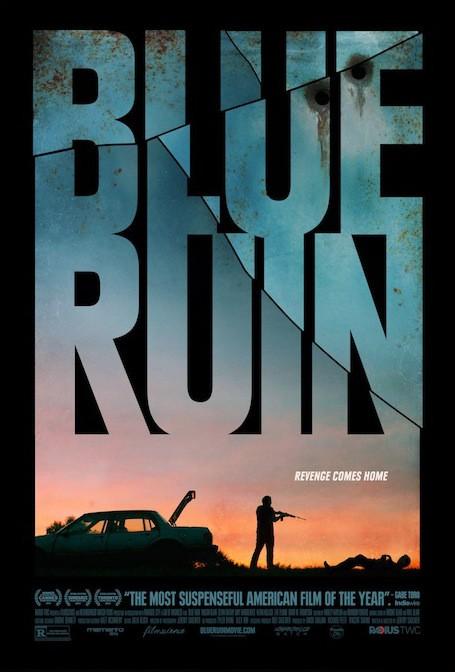 Обломки прошлого (Катастрофа) / Blue Ruin (2013) BDRip 1080p от HDReactor