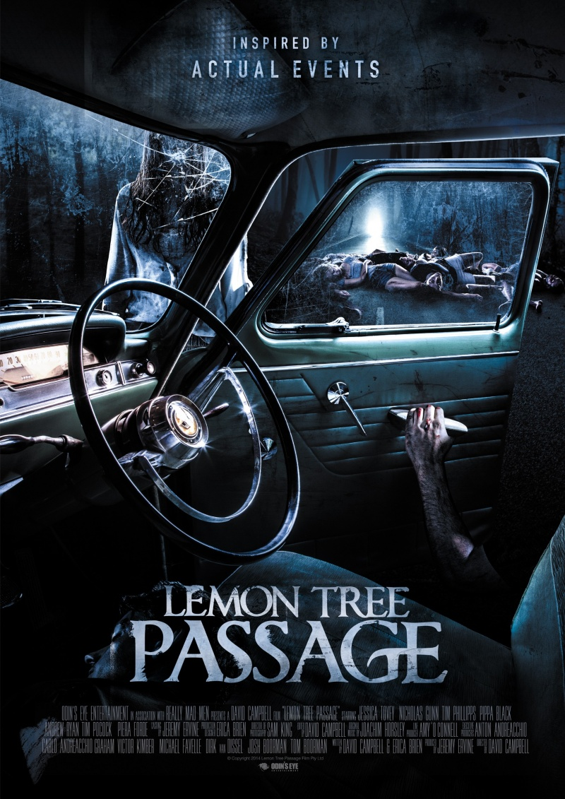 Lemon Tree Passage Movie Poster Lemon Tree Passage 2013