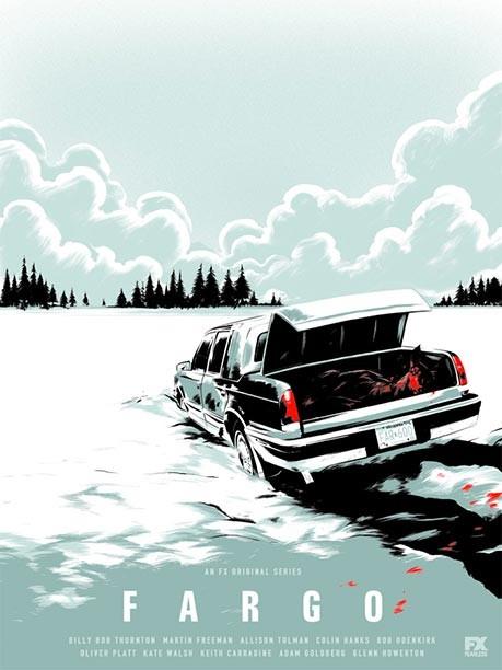 «Фарго». Второй сезон: пятно крови и гора трупов