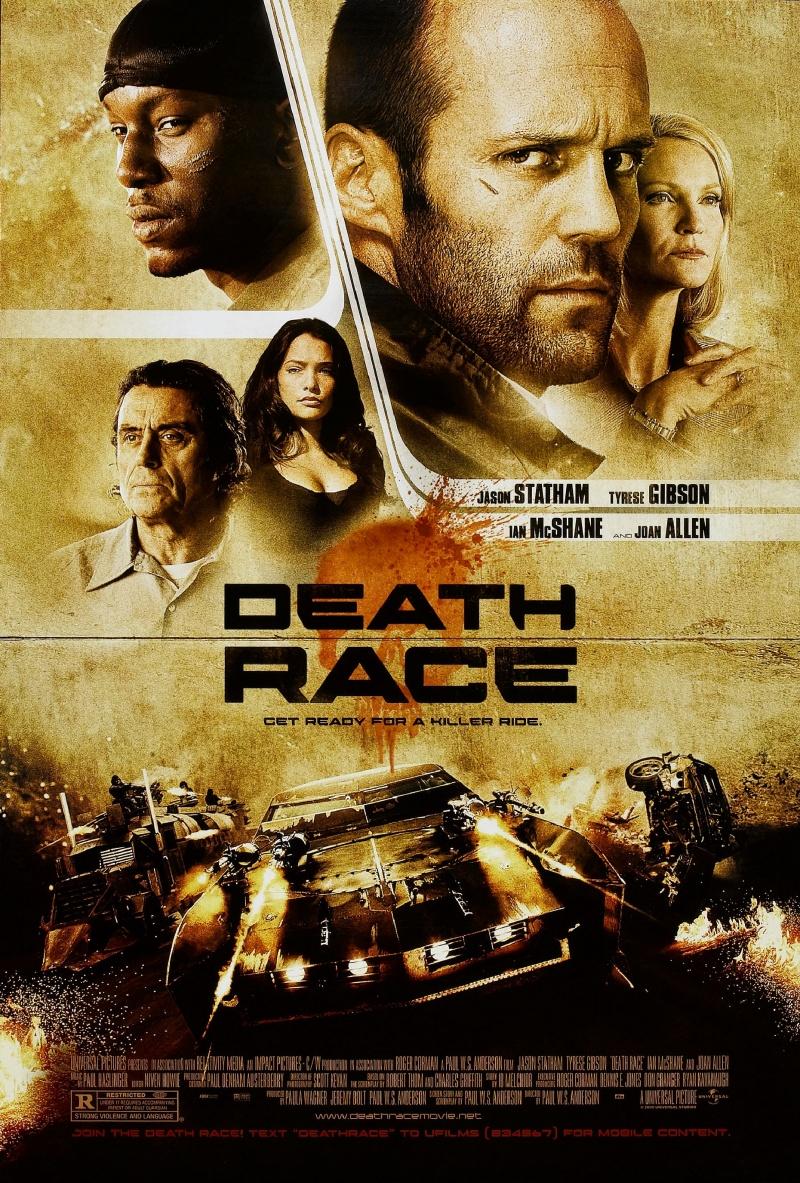 Смертельная гонка - смотреть онлайн
