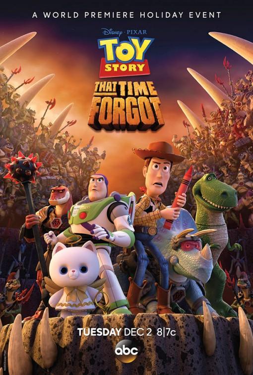 История игрушек, забытая временем / Toy Story That Time Forgot (2014) [HD 720]