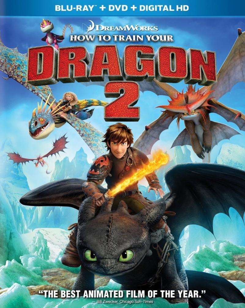 Мультфильмa как приручить дракона 2