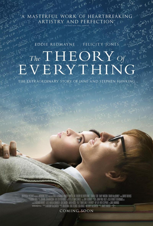 The Theory of Everything / ყველაფრის თეორია