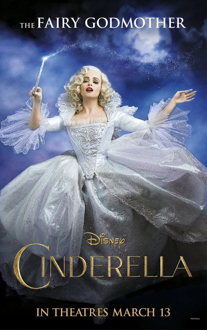 Cinderella (2015/RUS/ENG/HDRip/ONLINE)