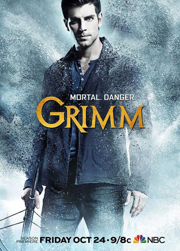 Гримм (4 сезона 1-84 серии из 88) Добавлена 17, 18 серия 4 сезона (2011-2014)
