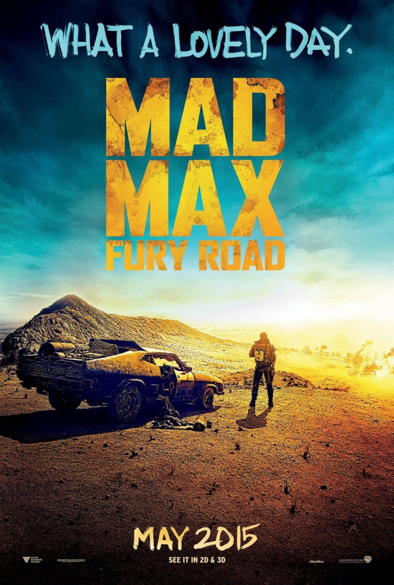 Mad Max: Fury Road (2015/RUS/ENG/WEB-DLRip/ONLINE)