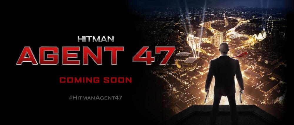 Хитмэн: Агент 47