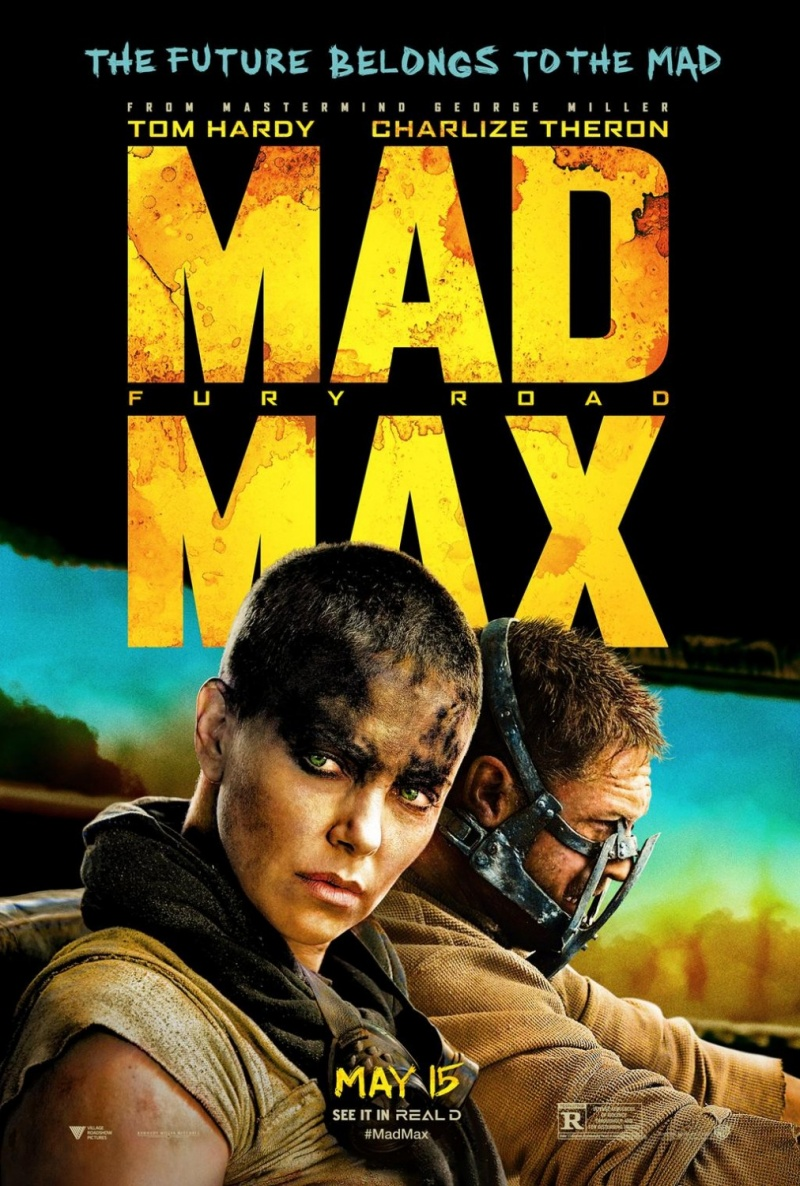 �������� ����: ������ ������ / Mad Max: Fury Road (2015) [HD 720]