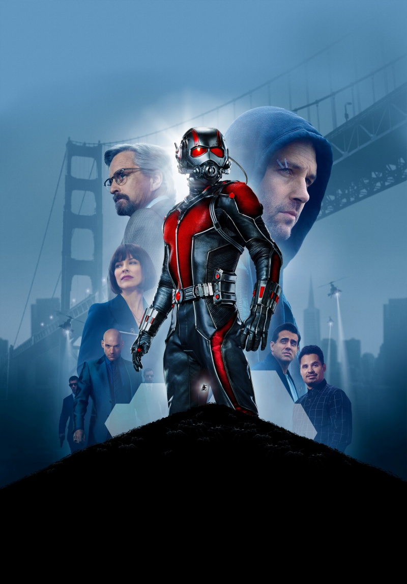 �������-������� / Ant-Man (2015) [HD 720]