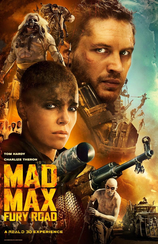 Безумный Макс 4: Дорога ярости (2 15) смотреть онлайн