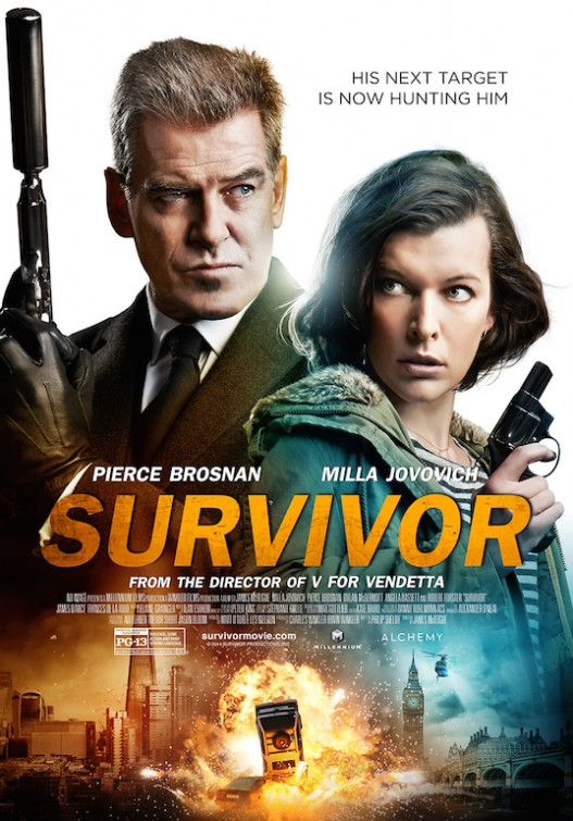 Survivor (2015/RUS/ENG/HDRip/ONLINE)