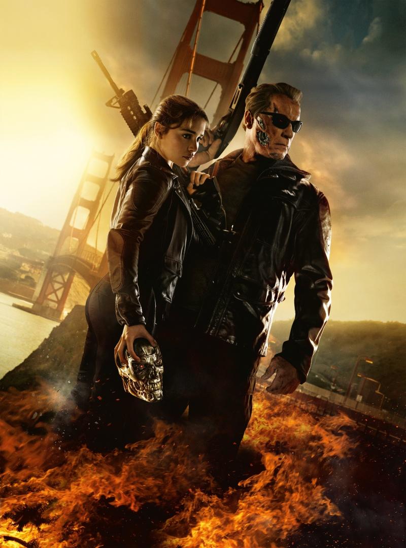 ����������: ������� / Terminator: Genisys (2015) [HD 720]