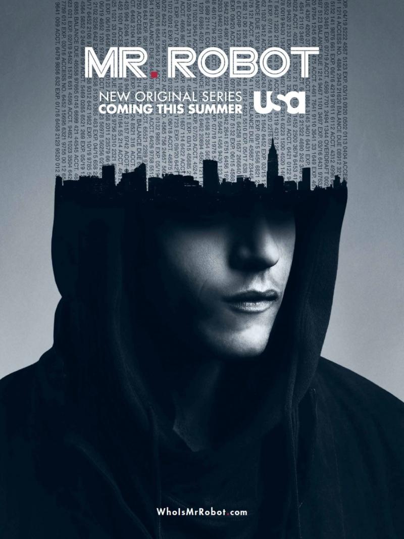 Мистер Робот (1 сезон 1 серия из 10) (2015)