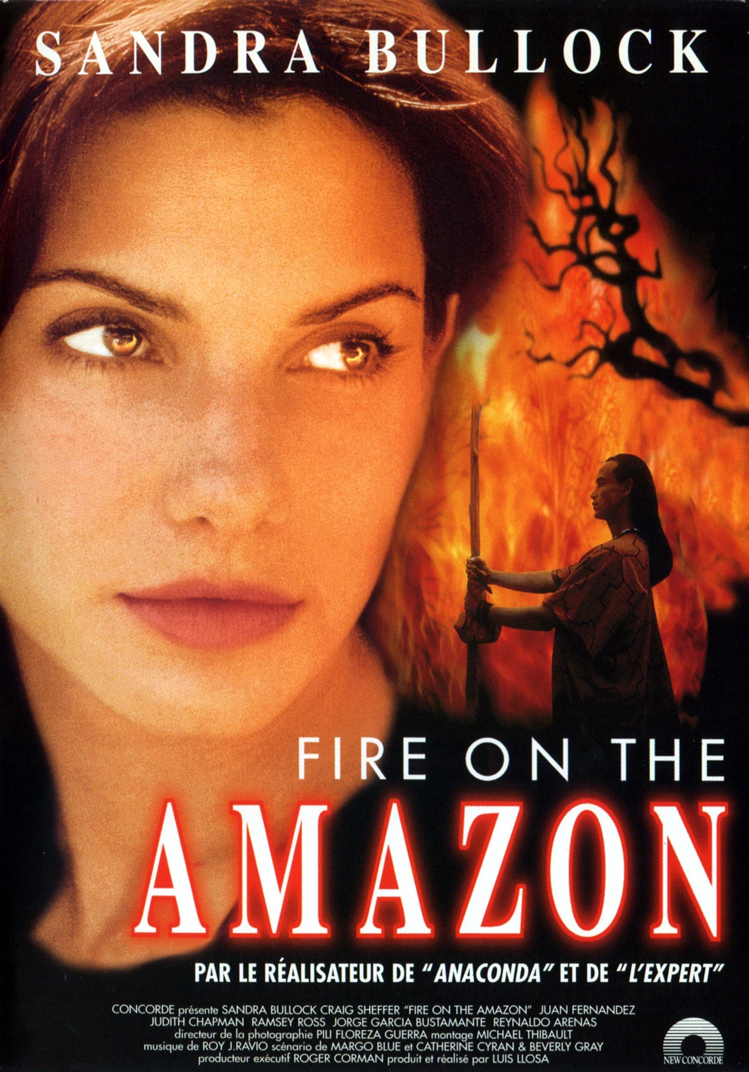 Sandra bullock fire on the amazon uncut adult galleries